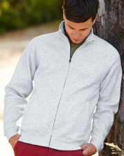 62230 FRUIT OF THE LOOM CLASSIC SWEAT JACKET